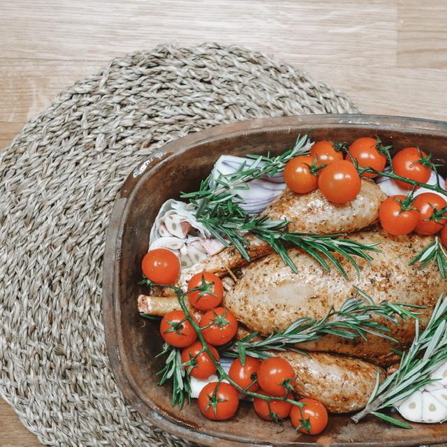 Photo de l'article Mon poulet rôti favori