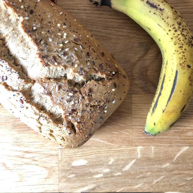 Photo de l'article Banana bread